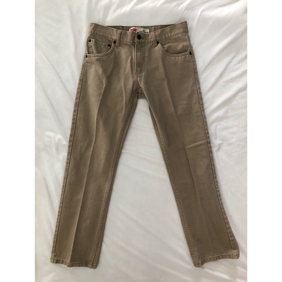 Levi's Denim - Levi's 513 slim straight jeans 28x28